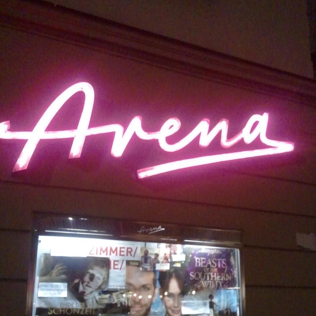 arena filmtheater