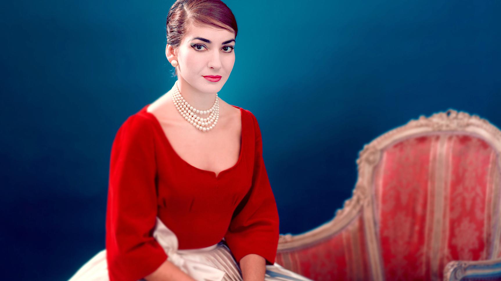 Tom Volf, Maria by Callas